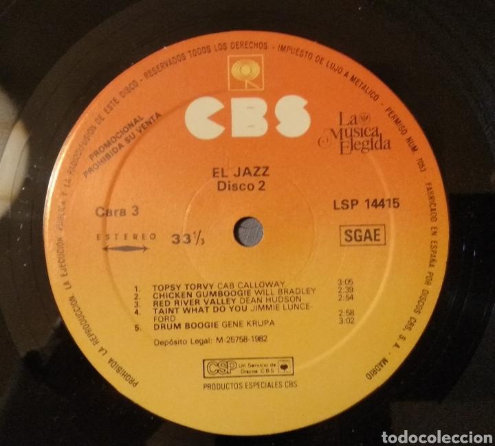 Discos de vinilo: LA MUSICA ELEGIDA... EL JAZZ - Foto 15 - 182215035