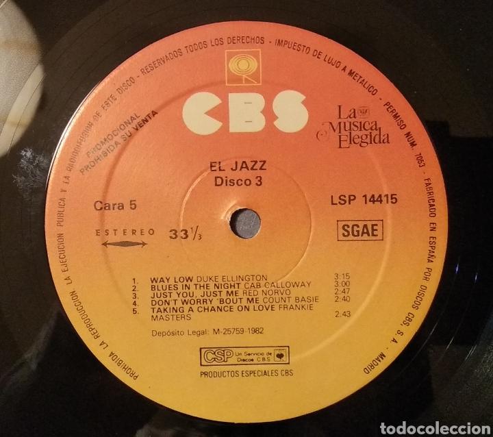 Discos de vinilo: LA MUSICA ELEGIDA... EL JAZZ - Foto 18 - 182215035