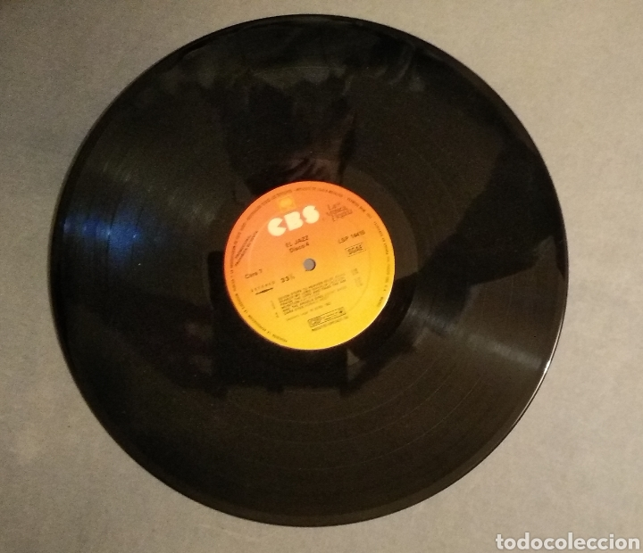 Discos de vinilo: LA MUSICA ELEGIDA... EL JAZZ - Foto 20 - 182215035