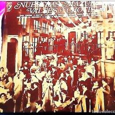 Discos de vinilo: LP DE MAZURCAS, VALSES Y CHOTIS. AÑO 1973. Lote 182216868