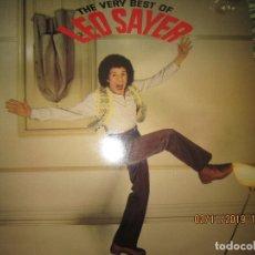 Discos de vinilo: LEO SAYER - THE VERY BEST OF LP - ORIGINAL INGLES - CHRYSALIS RECORDS 1979 -. Lote 182223211