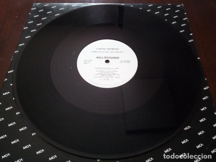 Discos de vinilo: Lynyrd Skynyrd...Truck Drivin' Man.( MCA Records 1987) Usa - Foto 2 - 182226412