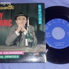 Discos de vinilo: TONY LEBLANC--CUENTOS. Lote 182237150