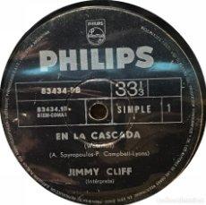 Discos de vinilo: SENCILLO ARGENTINO DE JIMMY CLIFF AÑO 1969. Lote 122151531