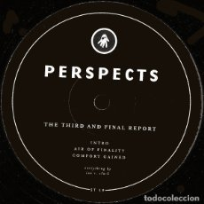 Discos de vinilo: PERSPECTS ‎– THE THIRD AND FINAL REPORT. Lote 182238023