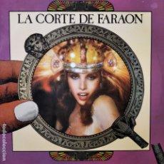 Discos de vinilo: LA CORTE DE FARAON CON ANA BELEN Y LUIS COBOS - BANDA SONORA LP -. Lote 182242186