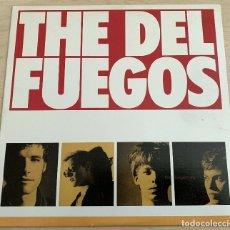 Discos de vinilo: THE DEL FUEGOS - THE LONGEST DAY 1984, 1º LP, GREAT BOSTON GARAGE ROCK !!! EDT ORG USA, IMPECABLE !!. Lote 182245507
