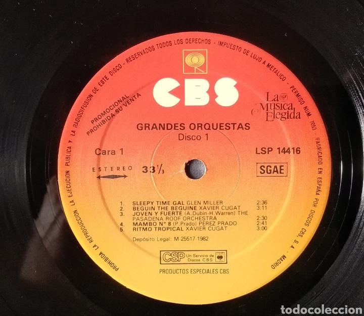 Discos de vinilo: LA MUSICA ELEGIDA-GRANDES ORQUESTAS - Foto 14 - 182248763