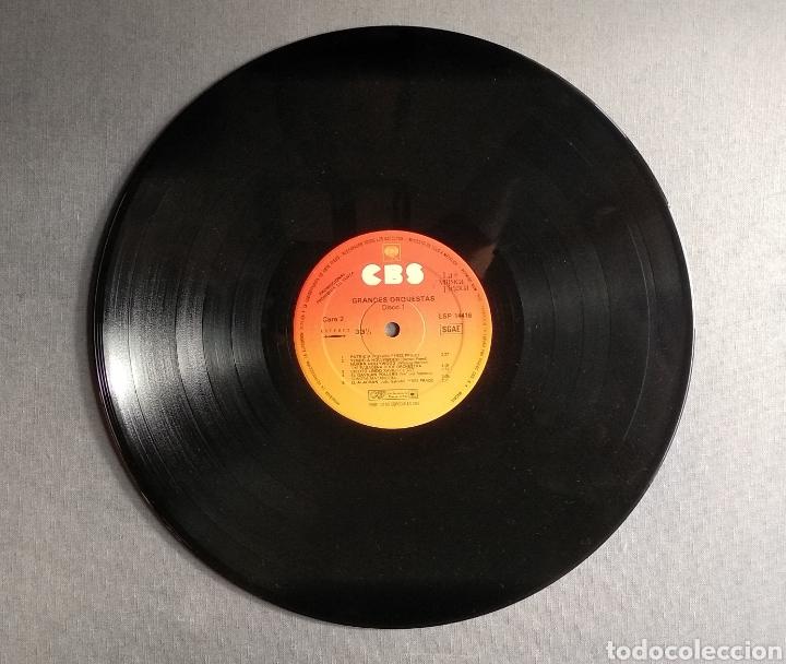 Discos de vinilo: LA MUSICA ELEGIDA-GRANDES ORQUESTAS - Foto 15 - 182248763