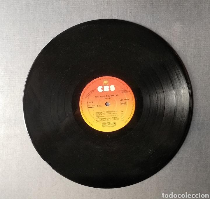 Discos de vinilo: LA MUSICA ELEGIDA-GRANDES ORQUESTAS - Foto 16 - 182248763