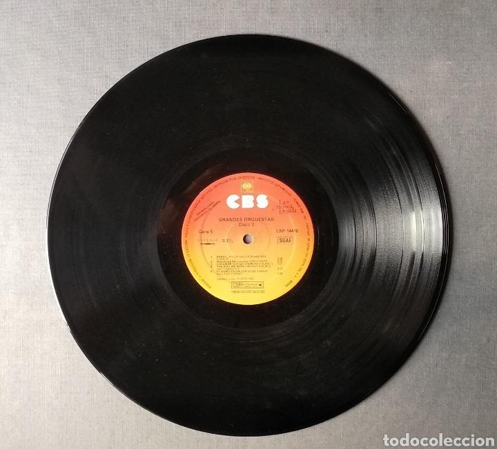 Discos de vinilo: LA MUSICA ELEGIDA-GRANDES ORQUESTAS - Foto 19 - 182248763