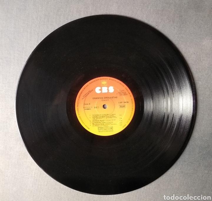 Discos de vinilo: LA MUSICA ELEGIDA-GRANDES ORQUESTAS - Foto 21 - 182248763