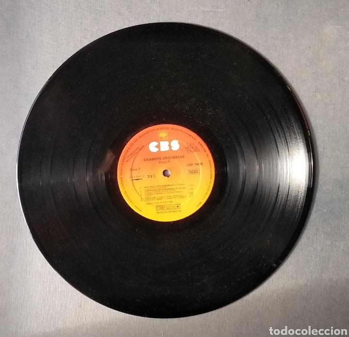 Discos de vinilo: LA MUSICA ELEGIDA-GRANDES ORQUESTAS - Foto 22 - 182248763