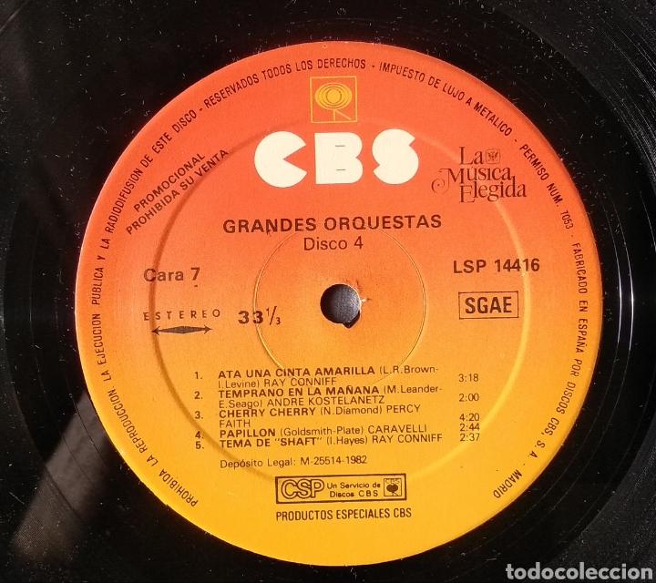Discos de vinilo: LA MUSICA ELEGIDA-GRANDES ORQUESTAS - Foto 23 - 182248763