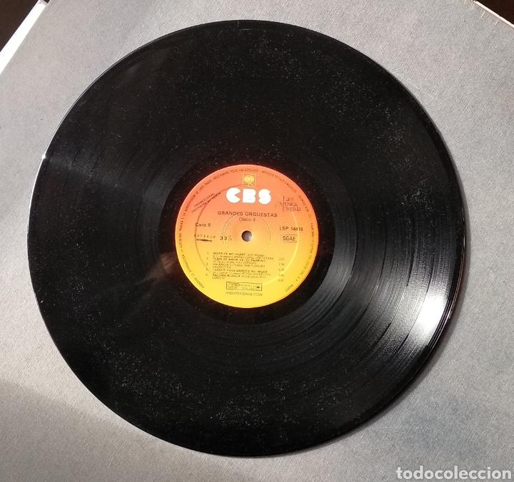 Discos de vinilo: LA MUSICA ELEGIDA-GRANDES ORQUESTAS - Foto 24 - 182248763