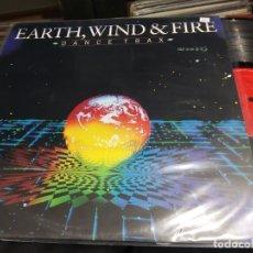 Discos de vinilo: LP EARTH WIND & FIRE DANCE TRAX. Lote 182259062