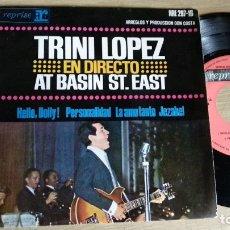Discos de vinilo: EP-TRINI LOPEZ-HELLO,DOLLY-1964-SPAIN-. Lote 182260906