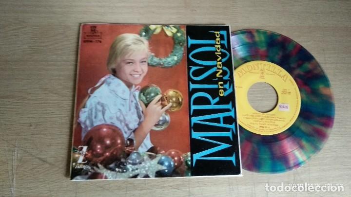 EP-MARISOL-EN NAVIDAD-1960-SPAIN- (Música - Discos de Vinilo - EPs - Pop - Rock Extranjero de los 50 y 60)