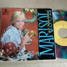 Discos de vinilo: EP-MARISOL-EN NAVIDAD-1960-SPAIN-. Lote 182261540