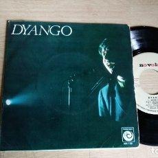 Discos de vinilo: EP-DYANGO-DONDE TU ESTES-1967-SPAIN-. Lote 182263170