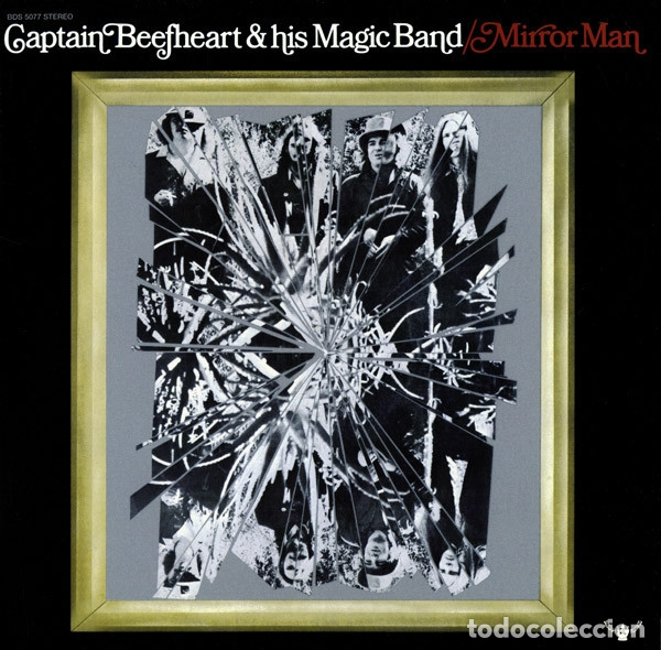 CAPTAIN BEEFHEART & HIS MAGIC BAND MIRROR MAN LP . FRANK ZAPPA BLUES TOM WAITS (Música - Discos - LP Vinilo - Pop - Rock Extranjero de los 50 y 60)