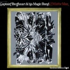 Discos de vinilo: CAPTAIN BEEFHEART & HIS MAGIC BAND MIRROR MAN LP . FRANK ZAPPA BLUES TOM WAITS. Lote 182263422