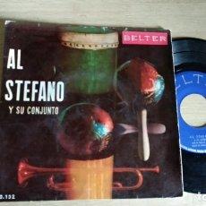Discos de vinilo: EP-AL STEFANO Y SU CONJUNTO-ANA LA POLACA-1957-SPAIN-. Lote 182264096