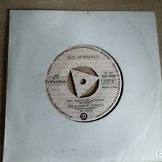 Discos de vinilo: EP-DUO ACROPOLIS-NOS VAMOS-1965-SPAIN-PROMOCIONAL-. Lote 182265337