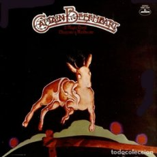 Discos de vinilo: CAPTAIN BEEFHEART AND THE MAGIC BAND BLUEJEANS & MOONBEAMS LP . FRANK ZAPPA. Lote 182265851
