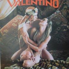 Discos de vinilo: BANDA SONORA ORIGINAL DE LA PELÍCULA VALENTINO LP PORTADA DOBLE SELLO UNITED ARTISTS EDITADO...... Lote 182266446