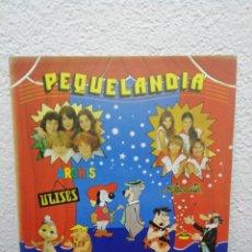 Discos de vinilo: PEQUELANDIA. Lote 182281397