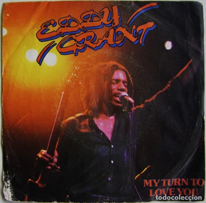 EDDY GRANT-MY TURN TO LOVE YOU , ICE, MOVIEPLAY 02.2265/4 (Música - Discos - Singles Vinilo - Reggae - Ska)
