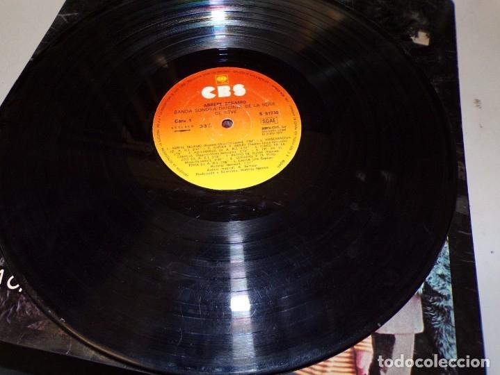 Discos de vinilo: disco CTW-ABRETE SESAMO -BANDA ORIGINAL DE LA SERIE RTVE-CBS-MADRID- 1976 - Foto 3 - 182304302