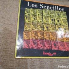 Discos de vinilo: LOS SENCILLOS-BONITO ES. MAXI. Lote 182308608