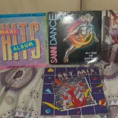 Discos de vinilo: RECOPILATORIOS MÚSICA DE LOS 80. Lote 182327635
