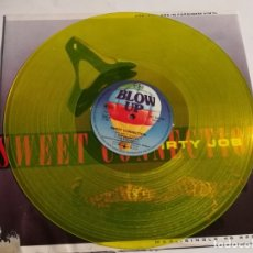 Discos de vinilo: SWEET CONNECTION - DIRTY JOB - 1988. Lote 182327985