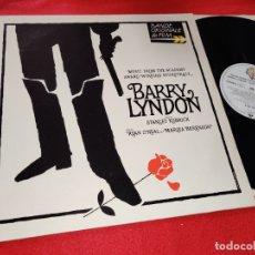 Discos de vinilo: BARRY LYNDON BSO OST LP WARNER BROS GERMANY ALEMANIA KUBRICK. Lote 182333007