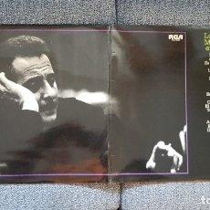 Discos de vinilo: DOMENICO MODUGNO. LO MEJOR DE MODUGNO EN ESPAÑOL. ALBUM DOBLE, AÑO 1976 EDITADO POR RCA. SPAIN.. Lote 182347558