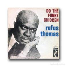 Discos de vinilo: RUFUS THOMAS - DO THE FUNKY CHICKEN . Lote 182362332