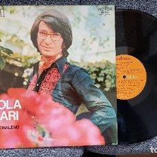 Discos de vinilo: NICOLA DI BARI. LP I GIORNI DELL´ARCOBALENO.EDITADO POR RCA. AÑO 1972. SPAIN. Lote 182363933