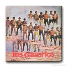 Discos de vinilo: LOS CANARIOS - PEPPERMINT FRAPPE . Lote 182365635