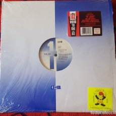 Discos de vinilo: THE JAZ ** WORD TO THE JAZ ** MAXI SINGLE VINILO ORIGINAL 1989 USA 5 VERSIONES. Lote 182367077