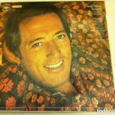 Discos de vinilo: ANDY WILLIAMS - LOVE STORY - 1971. Lote 182377301