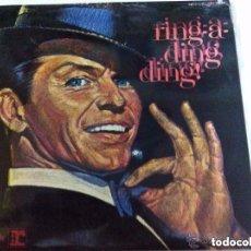 Discos de vinilo: FRANK SINATRA - RING.A.DING DING! - NUEVO. Lote 182377380