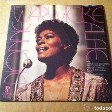 Discos de vinilo: DIONNE WARWICK -ALFIE - DISCO CANADIENSE. Lote 182378070
