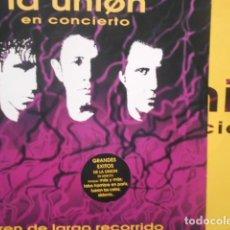 Discos de vinilo: DOBLE LP - LA UNION - 4. Lote 182383681