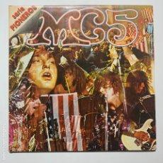 Disques de vinyle: DISCO LP VINILO GATEFOLD MC5 – KICK OUT THE JAMS EDICION ESPAÑOLA DE 1977. Lote 182387831