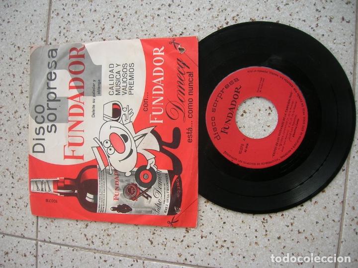 DISCO DE FUNDADOR DE ALBERTINA CORTES (Música - Discos de Vinilo - EPs - Cantautores Españoles)