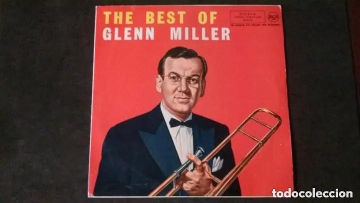 LP-THE BEST OF GLENN MILLER-RCA-1961 (Música - Discos de Vinilo - Maxi Singles - Jazz, Jazz-Rock, Blues y R&B)