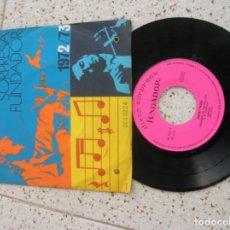 Discos de vinilo: DISCO DE FUNDADOR MARI TRINI. Lote 182392911
